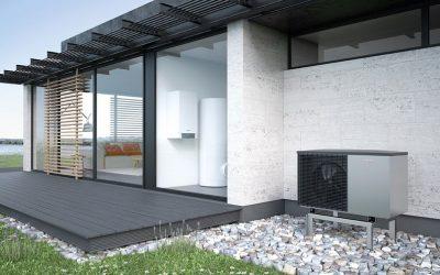 Installation et entretien pompe à chaleur air / eau